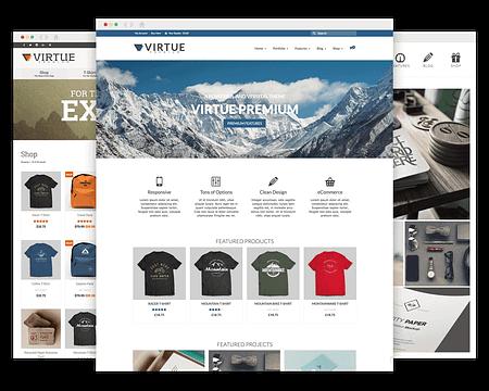 Virtue Premium WordPress Theme