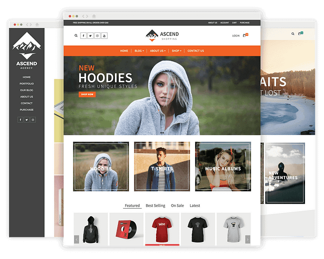 Ascend WordPress Theme by Kadencewp
