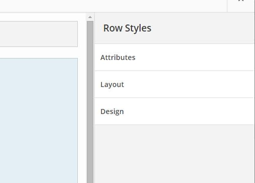 rowstyles